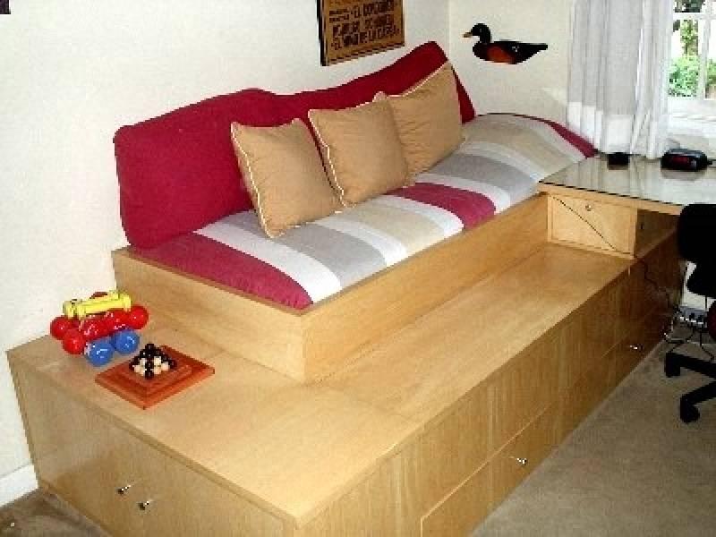 Mobiliário de Quarto Santana - Mobiliário para Empresa