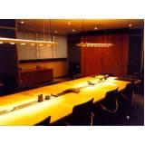 marcenaria para centro empresarial Residencial Dez