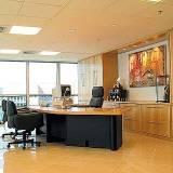 mobiliário de escritório valor Residencial Oito