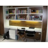 mobiliário para biblioteca preço Campo Belo